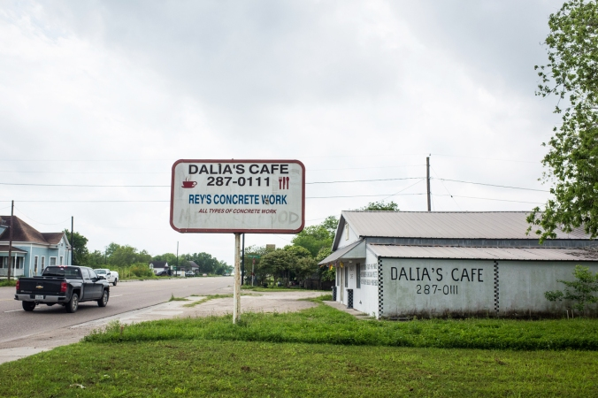 Photo of Dalia's Cafe new Beeville, Tx.